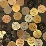 Pendentifs en métal